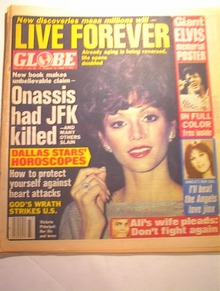 Midnight Globe,8/12/80,Onassis Had JFK Killed