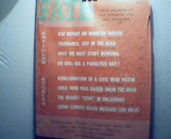 Fate-12/66Monsters,UFOs,City of Dead,Reincar!