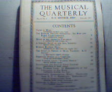 Musical Quarterly=1/17,Aida,Beethoven,NWGade!