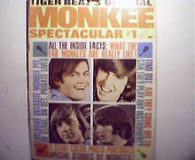 Monkees Spectacular Book One from Tiger Beat!