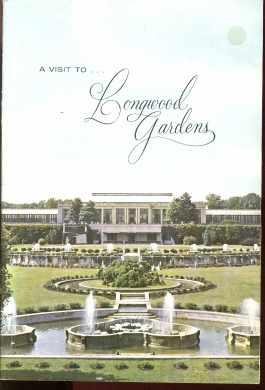 Visit to Longwood Gardens 1963 Beautiful EX