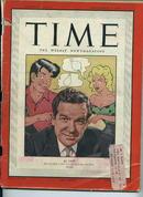TIME, Al Capp, 11/6/50