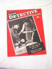MAY 1941 ACTUAL DETECTIVE