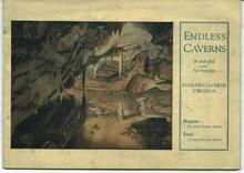 Endless Caverns, Newmarket, VA, circa 1930