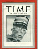 TIME, Sweden's King Gustav V, 10/30/39