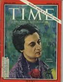 TIME, Prime Minister Indira Gandhi, 1/28/66