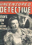 Uncensored Detective/Feb.1943/Ladies Issue