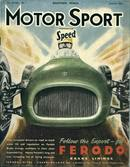 Motor Sport, The Clubs and R.A.C., 1/52