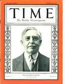 TIME, GOP Chair William M. Butler, 10/10/27
