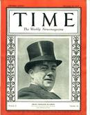 TIME, British Prime Minister Baldwin,12/26/27