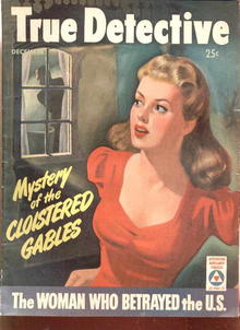 True Detective/Dec.1942/G-Men&The Gestapo