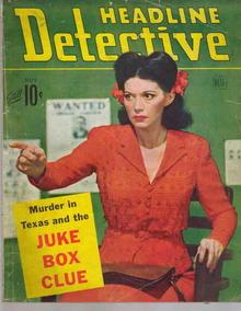 Headline Detective/Nov.1943/J.Edgar Hoover