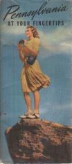 Pennsylvania at Your Fingertips 1940