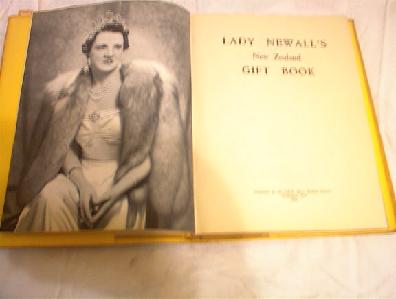 Lady Newall's New Zealand Gift Book 1943