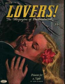 Lovers Magazine from March 1946