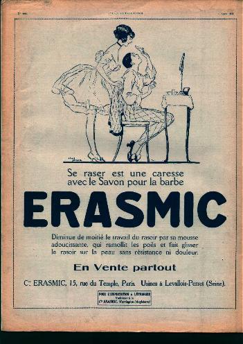 L'Illustration-4/6/21- Jack Dempsey Fighting!