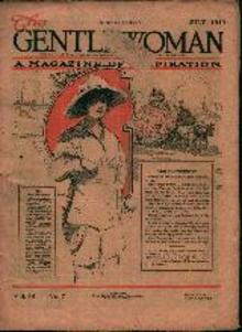 Gentlewoman Magazine from July 1919