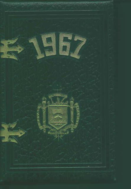 1967 Naval Academy Book