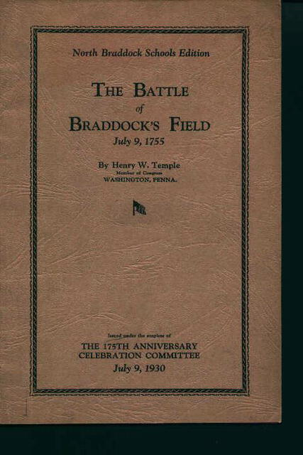 Battle of Braddocks Field!