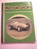 MOTOR Sport,9/1954,Stirling Moss Triple Win