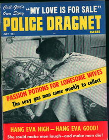Police Dragnet-7/61-Love For Sale,Passion For