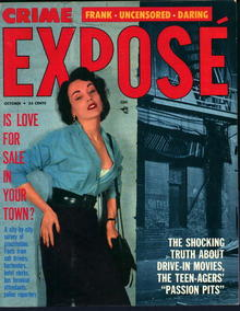 Crime Expose-10/57-Sin Cities,Passion Pits fo