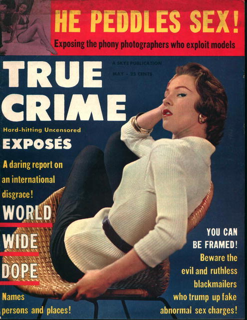 True Crime-5/66 Death of Living Doll, Nudes