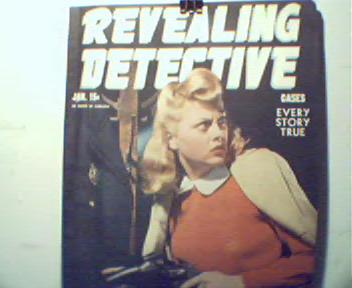 Revealing Detective-1/45-Skeleton,Death,Murde