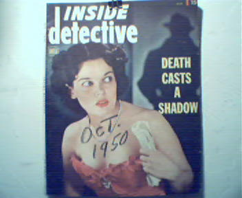 Inside Detective-10/50-Lady in the Lake,