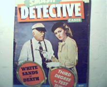 Smash Detective-5/45-White Sands of Death!