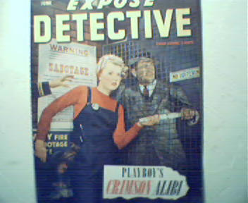 Expose Detective-6/44-Murder Spree,Monster!