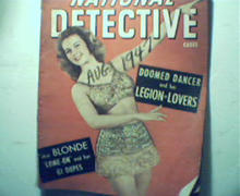 National Detective Cases-8/47-Doomed Dancer!