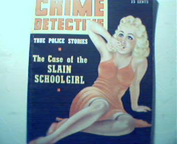 Crime Detective-2/40-Hitlers Stooge in Jail