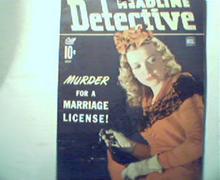 Headline Detective-7/43-Voodoo, Ritas Snakes