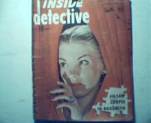 Inside Detective-3/45 Spirits of Ammonia!