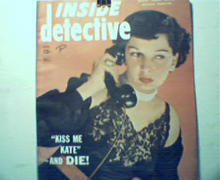 Inside Detective-8/49-To Many Women,Bookworm