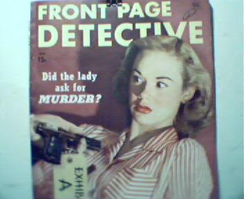 Front Page Detective-6/48-Shalt Not Covet!