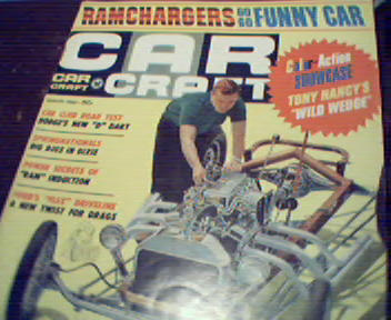 CarCraft-8/66-Dixie Digs NHRA,PorscheEngines