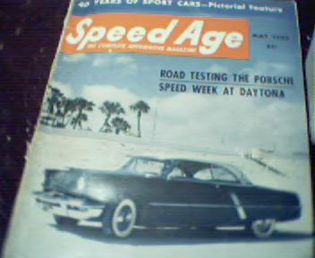 SpeedAge-5/53-Porsche,Daytona,AutoRaceFame