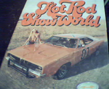 1982 Hot Rod Show World Annual! General Lee!