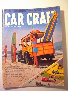 Car Craft,7/1963,GREAT SURF WAGON cover