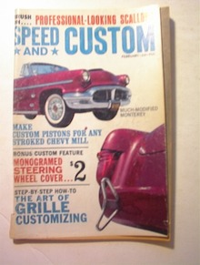 Speed and Custom,2/1962,GRILLE CUSTOMIZING