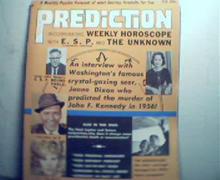 Prediciton-2/64 John Nobel,Sinatra,St.John!