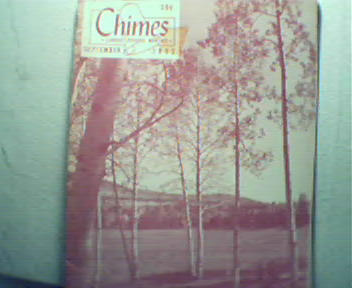 Chimes-9/63-Gems from Bible, Atlantis on Rise