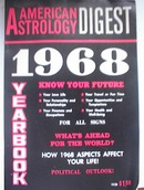 American Astrology Digest 1968 Yearbook