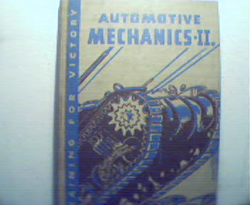 Automotive Mechanics II Training for Victory