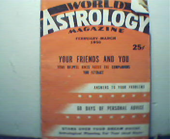 World Astrology Magazine-2-3/50-Dream Home!