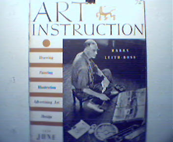 Art Instruction-6/38 HL Ross, George Bellows!