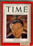 Time Magazine-Aug.29, 1949 labors dubinsky