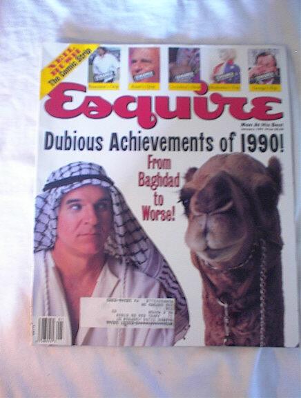 Esquire,achievements of 1990,January 1991